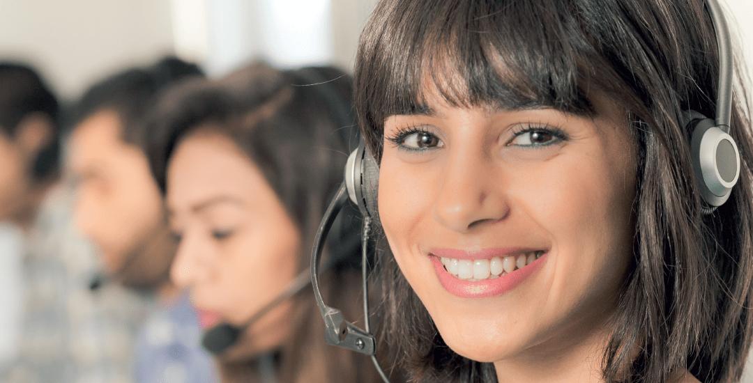 Fonctionnalités – Service de réception d'appels