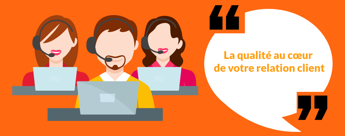 relation client, centre d'appel, call center